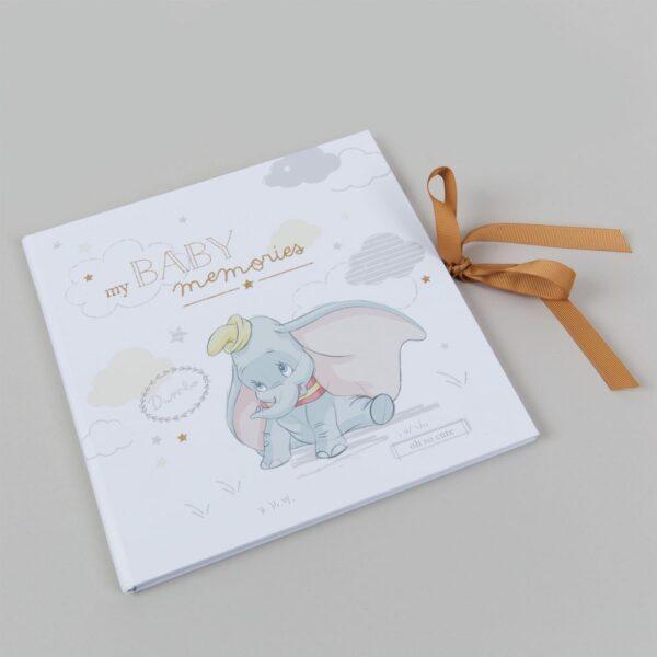 Baby memories boek 18.5 x 19.5 cm