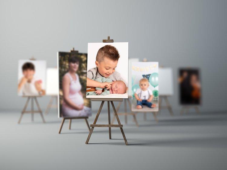 Canvas met je eigen foto, canvas op maat