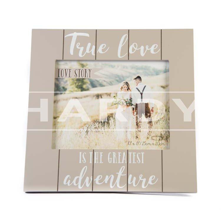 True love adventure 34 x 34 cm