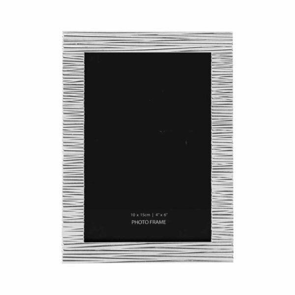 zilveren lijst - kader